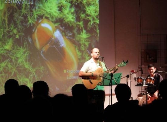 Concierto Ecológico - Alianza Francesa (Foto: Guillermo Archaga)